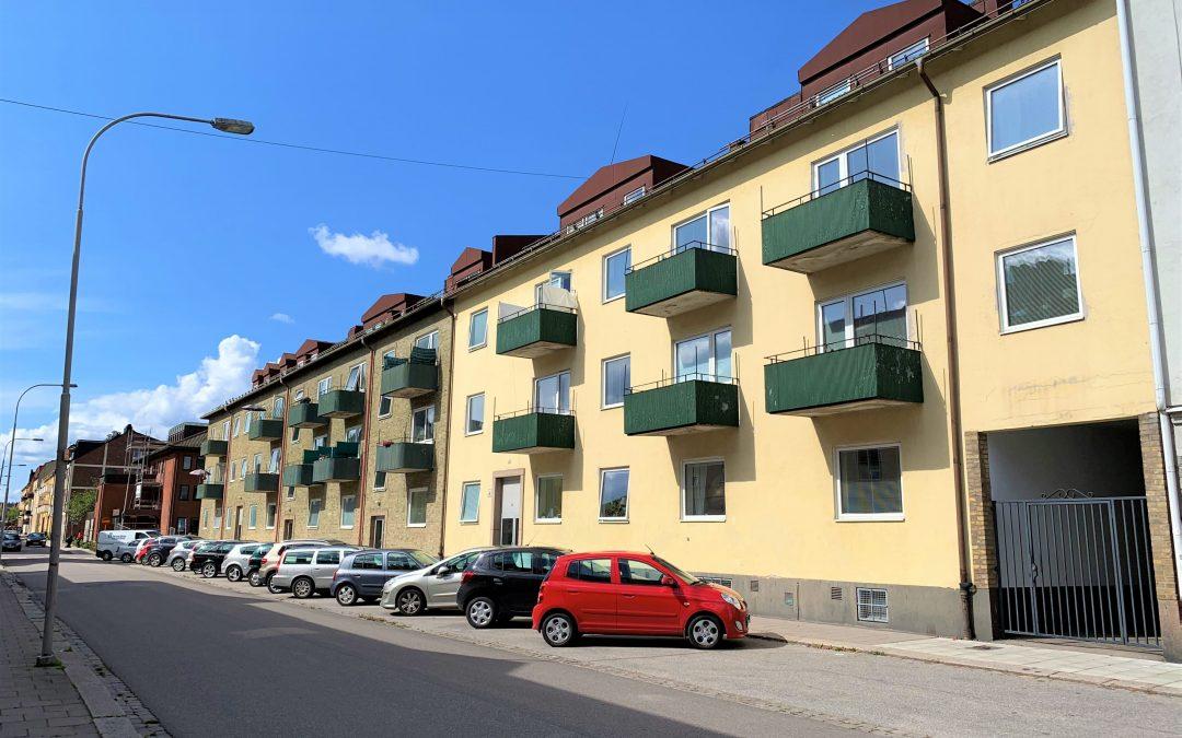 """Fastighetshus """"Krassen 5"""" – Södergatan 20"""